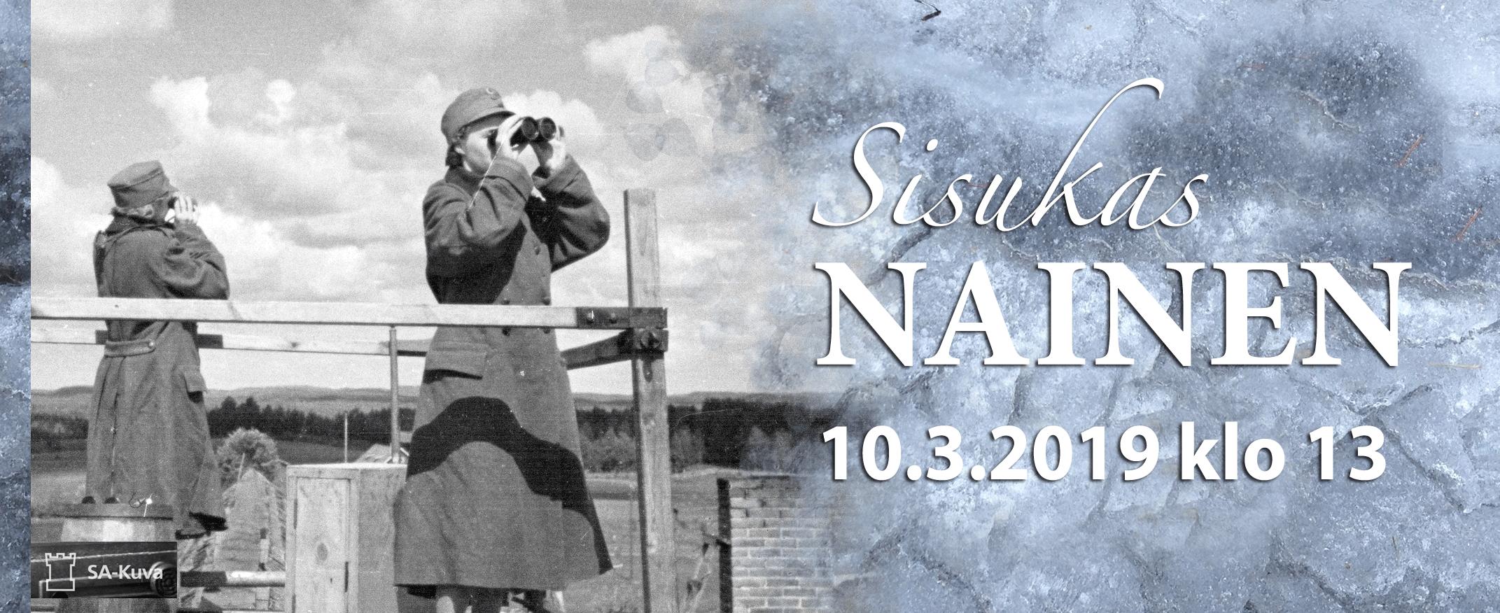 Sisukas Nainen 2019 -tapahtuma Ilmavoimamuseolla 10.3.2019